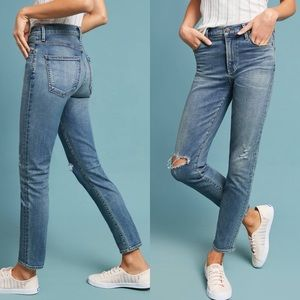 CoH Rocket High Rise Skinny Ankle Jeans